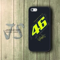 Valentino Rossi VR46 VR 46 iPhone Case 5C Casing HP COVER HARDCASE
