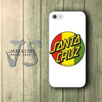 Santa Cruz Skateboards Logo iPhone Case , Casing HP, Casing iPhone , tersedia Type 4 4s 5 5s 5c