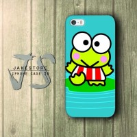 Keroppi Keroppi Cartoon Serial iPhone Case , Casing HP, Casing iPhone , tersedia Type 4 4s 5 5s 5c
