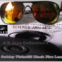 Kacamata Outdoor Oakley Plaintiff Fire Lensa Polarized