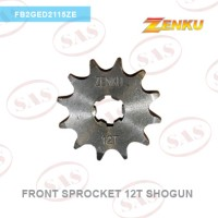 Front Sprocket 12T Shogun - Suzuki Motor Spare Parts