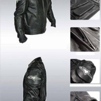 jaket alpinestars BLACK NIGHT