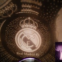 LAMPU TIDUR PROYEKTOR STAR MASTER PUTAR MUSIK REAL MADRID BARCELONA FC RUANG KAMAR LIGA SPANYOL FOOTBALL CLUB JERSEY MESSI