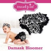 Mud Pie Damask Bloomer