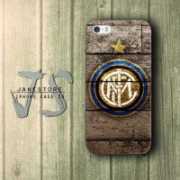 Inter Milan Wallpaper Logo iPhone Case , Casing HP, Casing iPhone , tersedia Type 4 4s 5 5s 5c