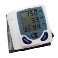 Blood Pressure Monitor, Sphygmomanometer Portable, Tekanan darah jantung tensimeter