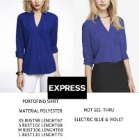 EXPRESS - Portofino Shirt