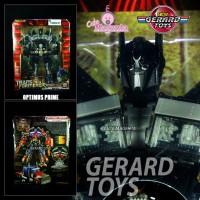 Optimus Prime Black Leader Class - Transformers ROTF - Hasbro - MIB