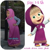 Baju Masha And The Bear