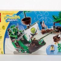 LEGO SPONAGE BOB 3817 The Flying Dutchman