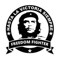 Sticker Che Guevara - Hasta La Victoria Siempre