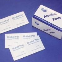 Alkohol Pads / Alkohol Swab