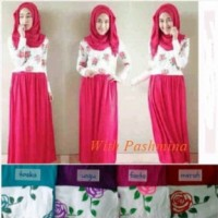 BILQIS MAXI DRESS HIJAB SET