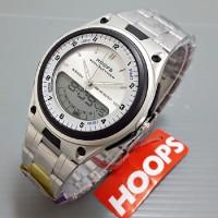 HOOPS DUAL TIME WHITE