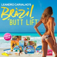 Brazil Butt Lift Deluxe Edition oleh Leandro Carvalho, membuat bokong dan paha anda terlihat seksi