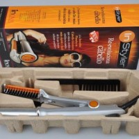 INSTYLER ~ Rotating Iron Hairstyler 2in1