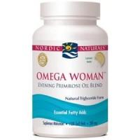 Nordic Naturals - Omega woman (lemon) (120 Softgels)