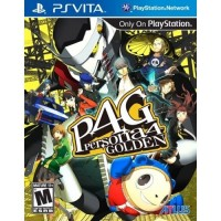 Kaset Game PS Vita Persona 4 Golden