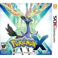 Kaset Game 3DS Pokemon X