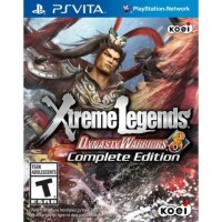 Kaset Game PS Vita Dynasty Warriors 8: Xtreme Legends Complete Edition