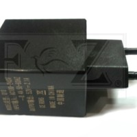Mini Portable Wall Charger USB 5.2V 2.1A With Two Cables Micro Tip & 2.5*0.7mm (10W)