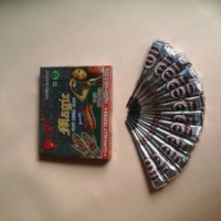 GOLECHA HENNA / HENA DEEZEE CONE MAROON & BLACK ( HEENA TANGAN )