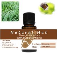 100% PURE ESSENTIAL OIL (CITRONELLA) - 30ml