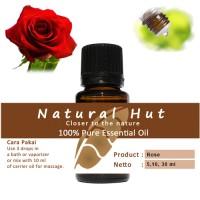 100% PURE ESSENTIAL OIL (ROSE) - 5ml
