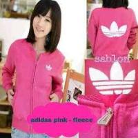 Jaket Wanita Adidas Pink