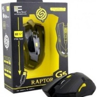 MOUSE GAMING G5 RAPTOR FANTECH