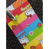 Alas Setrika Hello Kitty Rainbow