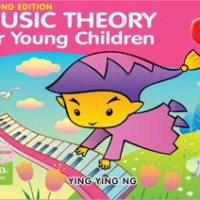 Music Theory for Young Children, book 1 by Ying Ying Ng