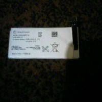 baterai original sony xperia go