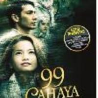 99 Cahaya di Langit Eropa (Cover Film) - Edisi Terbatas