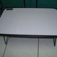 Meja Laptop Kayu Foldable + Whiteboard