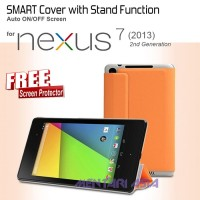 Flipcover Nexus 7 (2013) 2nd Generation: SMART Flipcover with Stand Function ( + FREE SP)