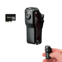 Voice Recorder Clip Camera | Mini DV MD 90s | Spy Camera | Mini Kamera