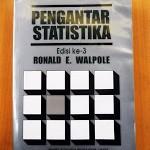 PENGANTAR STATISTIKA, RONALD E. WALPOLE
