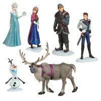 Disney Frozen Figure Play Set