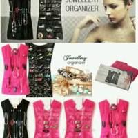 1 KG muat 10 pcs Hanging Jewelry Bag Organizer ( accessories display hanger ) - jewerly bag / Gantungan perhiasan