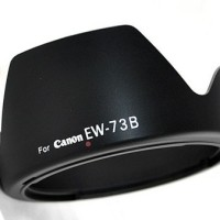 Canon EW-73B Lens Hood for EF-S 17-85mm f/4-5.6 IS USM, EF-S 18-135mm f/3.5-5.6 IS, EF-S 18-135mm f/3.5-5.6 IS STM