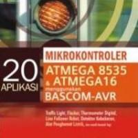 20 Aplikasi Mikrokontroler ATMega 8535 & ATMega 16 Menggunakan Bascom-AVR+CD -Penerbit Andi