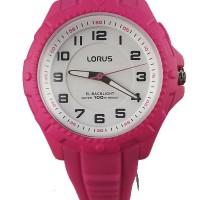 Lorus R2375 Original - Jam Tangan Wanita - Merah