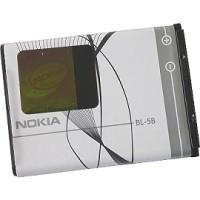 Battery Nokia BL-5B Batre Baterai BL 5B / BL 5 B