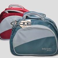 Tas Bayi Baby Scots Platinum MB032 - (Dhanis Baby Shop - Toko Online Perlengkapan Bayi Murah)