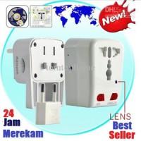 Spy Cam model Stop Kontak Kamera tersembunyi type BD-300 Motion Detector Video Resolution: 720 x 480, 30 fps 24 jam records