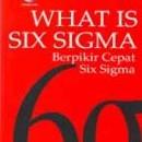 What Is Six : Berpikir Cepat Six Sigma -Penerbit Andi