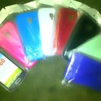 Silikon Softshell Kondom Sarung HP Samsung Galaxy Ace 2 i8160 / i 8160 softcase soft case