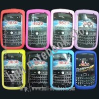 Blackberry Tour 1 9630 Bb9630 Black berry softcase soft case Silikon Softshell Kondom Sarung Hp