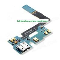 Flex Port Charging dan mic untuk Samsung Galaxy Note 2 N7100